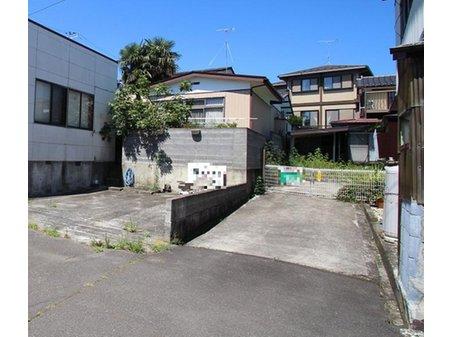 大手町(石巻駅) 1900万円 ●建物ありますが解体のうえ、更地にて引渡しいたします●お好きなハウスメーカーで建築可能です●南より撮影!