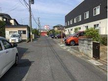 下長3(長苗代駅) 1200万円 前面道路は幅員6mの公道。