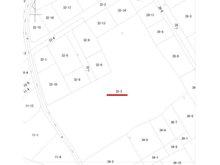 大字大久保字袖ノ沢(白銀駅) 4880万円 土地価格4880万円、土地面積3979㎡公図