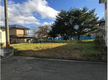 天王字北野(出戸浜駅) 380万円 道路側から撮影