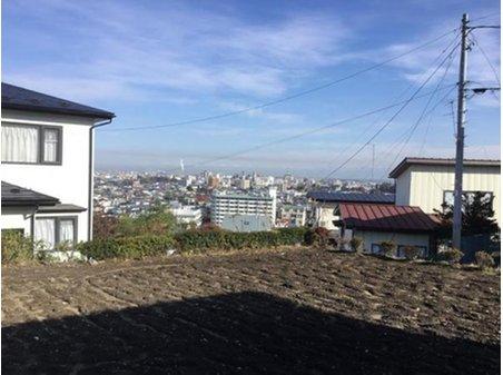 大字沢里字沢里山(本八戸駅) 445万円 眺望がお勧めの物件です!