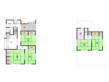 花楯2(北山形駅) 1350万円 1350万円、5K、土地面積173.8㎡、建物面積104.33㎡