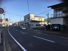 大字鶴田字早瀬(陸奥鶴田駅) 450万円 現地(2019年10月)撮影
