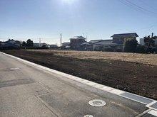 古戸町(西小泉駅) 660万円~760万円 西側から