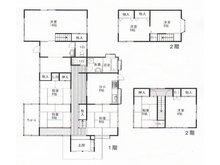 御門 2780万円 2780万円、8DK、土地面積1,614.68㎡、建物面積184.31㎡