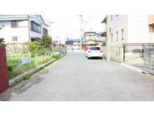 東金(東金駅) 2780万円 現地(2020年3月)撮影 前面道路は幅員6mあるので、すれ違いも楽々!