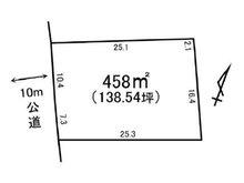 南酒出(南酒出駅) 150万円 土地価格150万円、土地面積458㎡