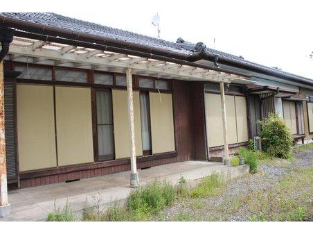 七井土(八積駅) 1180万円 落ち着いたデザインの外観