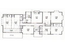 七井土(八積駅) 1180万円 1180万円、7DK、土地面積636㎡、建物面積129.79㎡