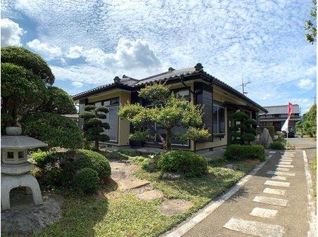 西小塙(羽黒駅) 1998万円 現地(2021年3月)撮影 中古平屋戸建て!! 平屋戸建て取得のチャンスです。