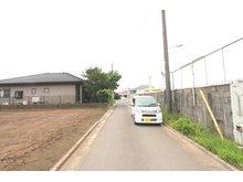 大字白方(東海駅) 740万円 前面道路(2020年6月)撮影