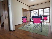真壁町亀熊(新治駅) 798万円 室内(2020年9月)撮影 和室をフローリングのLDKにリフォーム!光が入り明るいお部屋です。