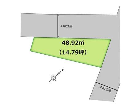 仙波町3(川越駅) 630万円 土地価格630万円、土地面積48.92㎡  川越駅徒歩12分と徒歩圏内の閑静な住宅街の土地です。 資料請求や現地案内など、お気軽にお問い合わせください(`・ω・)b ぜひ一度見に来てはいかがですか?分からないことも丁寧にお教えいたします。 何