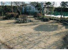 木崎 850万円 南側の広い庭
