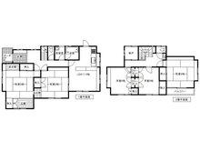 木崎 850万円 850万円、5LDK+S(納戸)、土地面積474㎡、建物面積140.87㎡