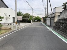 石原町(高崎駅) 2280万円 西側から撮影