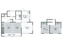 950万円、4LDK+S(納戸)、土地面積710.65㎡、建物面積99.15㎡