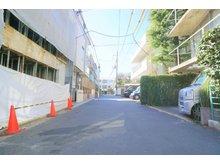 神宮前3(表参道駅) 6億2500万円 ■北西側公道約5m