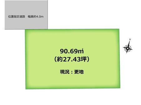大井中央1(ふじみ野駅) 1200万円 現況更地! 即引き渡し可能なふじみ野の土地! ぜひ一度見に来てはいかがですか?分からないことも丁寧にお教えいたします。何でもご相談ください(・v・´)