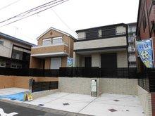 緑ケ丘2(上本郷駅) 5680万円~6180万円 1・2号棟外観