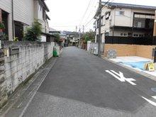 緑ケ丘2(上本郷駅) 5680万円~6180万円 南東側幅員5.9m公道