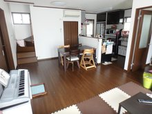 岩松町(木崎駅) 2580万円 ■約17帖のLDK ■キッチンからはリビング全体が見渡せます♪