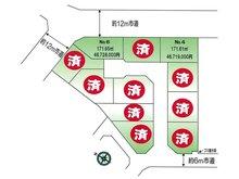習志野台2(北習志野駅) 4671万9000円~4672万8000円 【区画図】