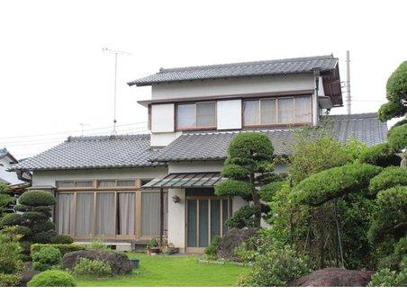 中の島町 1980万円 落ち着いたデザインの外観