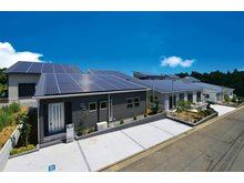 :太陽光発電搭載の家(平屋)
