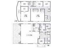 東上宿(東金駅) 3980万円 3980万円、2LDK+S(納戸)、土地面積330㎡、建物面積158.98㎡