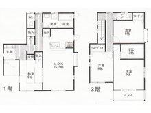 油井 2250万円 2250万円、4LDK、土地面積691.71㎡、建物面積110.13㎡