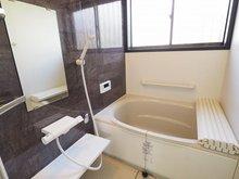 「再生住宅」土浦市西根南 室内(2020年12月)撮影 1日の疲れを癒してくれる浴室!!
