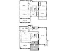 四天木 2700万円 2700万円、6LDK、土地面積432㎡、建物面積172.23㎡