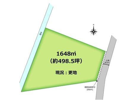 大字古市場(上福岡駅) 3490万円 約498坪の建築条件無しの土地! お好きなハウスメーカーで建築できます♪ お客様の声をしっかり聞き、その一つ一つに分かりやすくお応えできるよう心掛けています。お気軽にお問合せください。