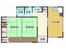 下妻戊(下妻駅) 1098万円 1098万円、2LDK、土地面積625.08㎡、建物面積62.1㎡