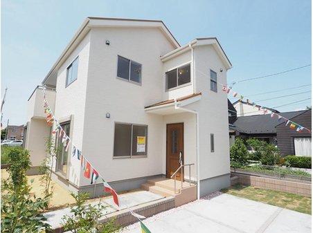 観音台1(みどりの駅) 2120万円 現地(2021年3月)撮影 陽当たり良好の新築戸建て販売です。 是非、お問い合わせ下さい。