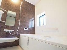 大字東蕗田(宗道駅) 1698万円 室内(2021年7月)撮影 浴室乾燥機付き! 1坪タイプのバスルームで、ゆったりバスタイムを!!