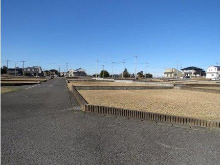 東吉田(八街駅) 380万円~500万円 大型分譲地内の現地写真