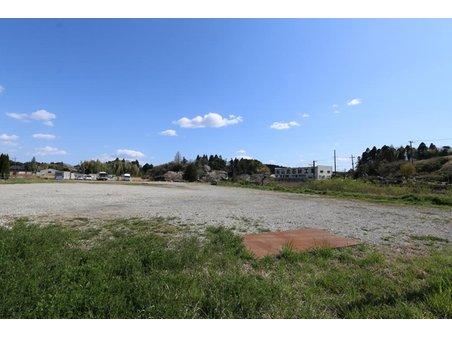 木原(日向駅) 5100万円 1691.27坪の広大な土地 資材置き場最適です。 県央道「山武成東I.C」まで車で約10分