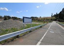 木原(日向駅) 5100万円 北東側約4.5mの公道です。
