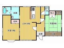 蓮沼(新治駅) 1398万円 1398万円、2LDK、土地面積333㎡、建物面積85.29㎡