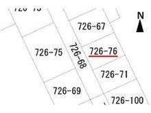 四区町(西那須野駅) 280万円 土地価格280万円、土地面積166㎡