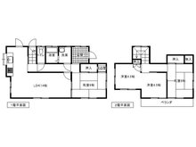 木崎 780万円 780万円、4LDK、土地面積211.5㎡、建物面積85.91㎡