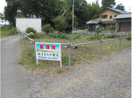 日川 204万円 調整区域ですが、地目は宅地です!
