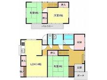 新治(新治駅) 1298万円 1298万円、3LDK、土地面積264.52㎡、建物面積100.19㎡