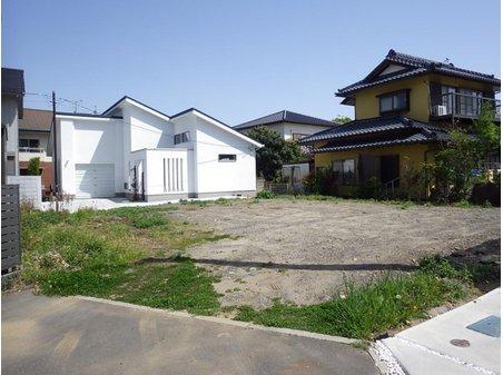 見和2(赤塚駅) 1220万円 宅地を南西側から撮影