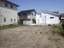 見和2(赤塚駅) 1220万円 宅地を南側から撮影