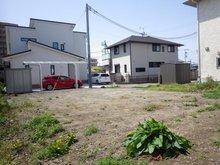 見和2(赤塚駅) 1220万円 宅地を北東側から撮影