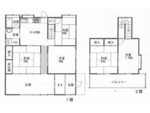 東岩崎(東金駅) 2680万円 2680万円、5DK、土地面積503.69㎡、建物面積125.85㎡