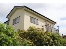 【投資用物件】松之郷 500万円 東南側からの外観